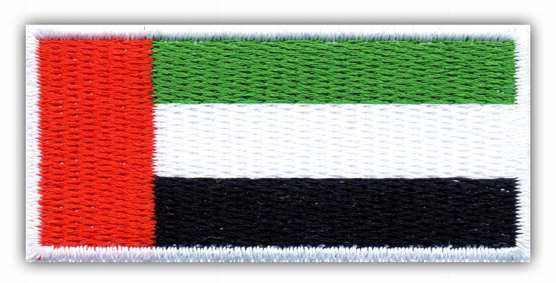 9ffce9b01 Flaga Zjednoczonych Emiratów Arabskich :: Naszywki24.pl - sklep internetowy