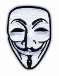 Maska - Guy Fawkes -  Anonymous