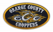 Orange County Choppers owal